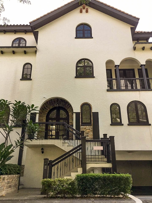 6 BR McKinley Hill Village For Sale Facade