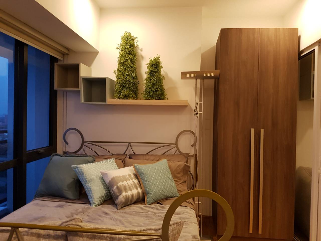 Studio Condo For Rent Milano Residences Bedroom