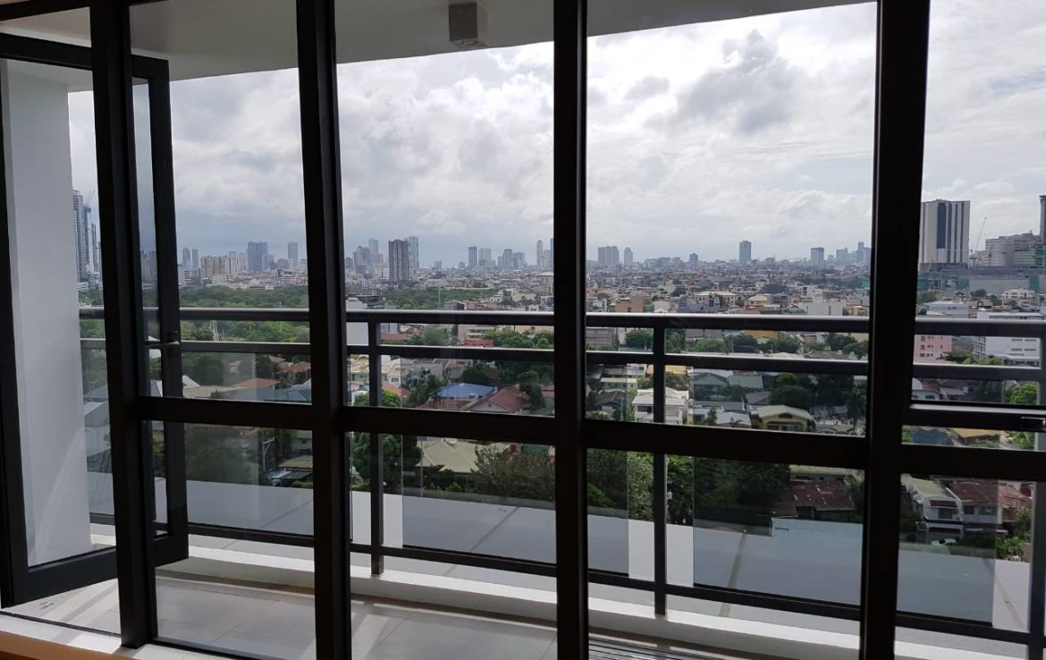 Studio Condo For Rent Milano Residences Balcony
