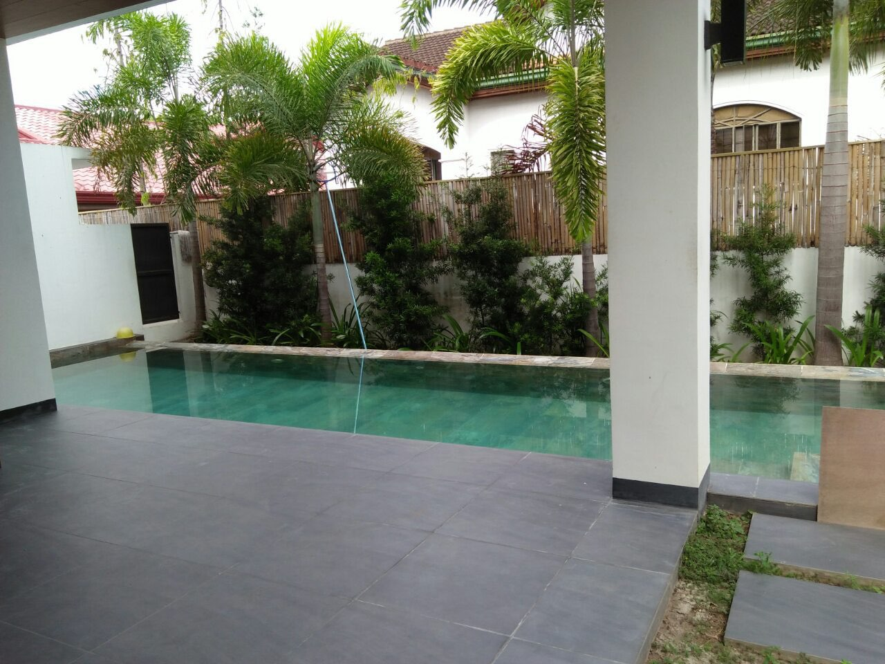 6BR House For Sale Rent, Buckingham St., Hillsborough Alabang Village, Muntinlupa City Pool