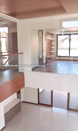 6BR House For Sale Rent, Buckingham St., Hillsborough Alabang Village, Muntinlupa City inner