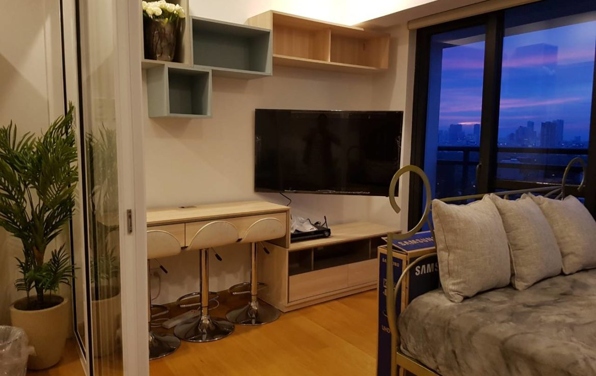 Studio Condo For Rent Milano Residences View 1