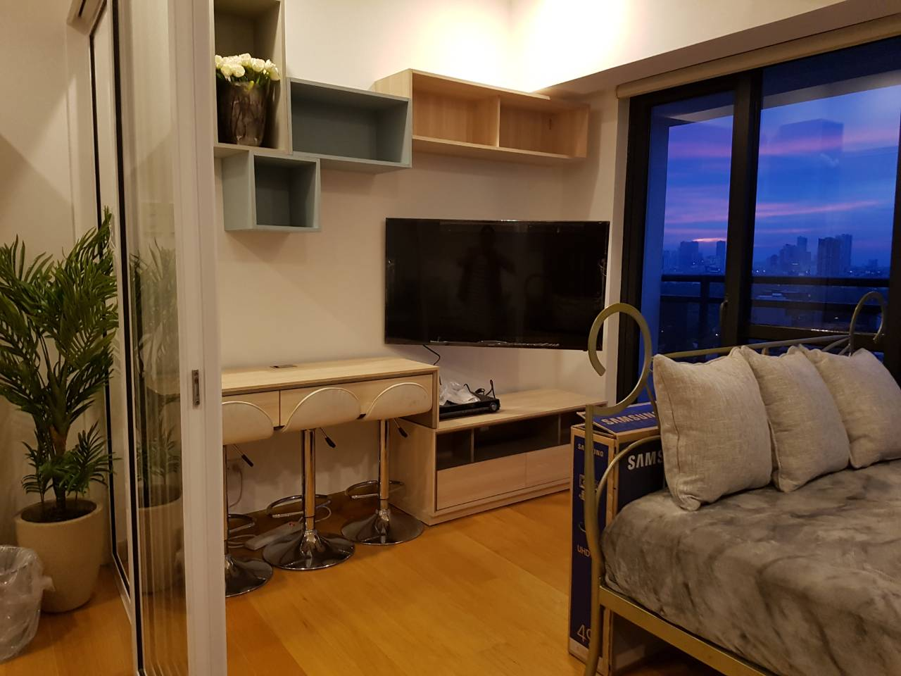 Studio Condo For Rent Milano Residences View 1