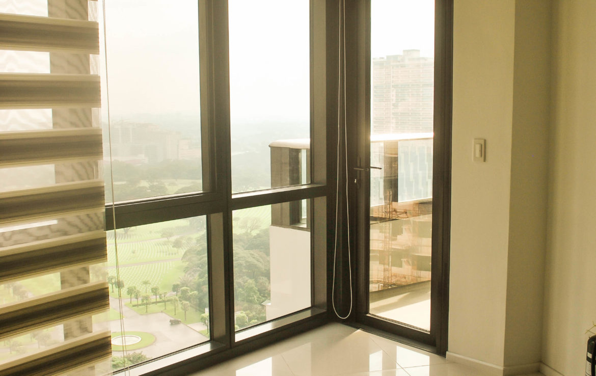 2BR Arya Residences For Rent Balcony Access