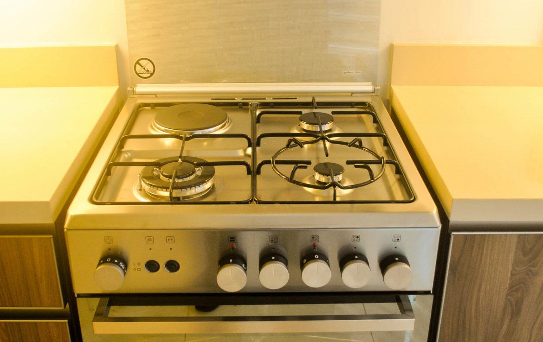 2BR Arya Residences For Rent Cooking Range
