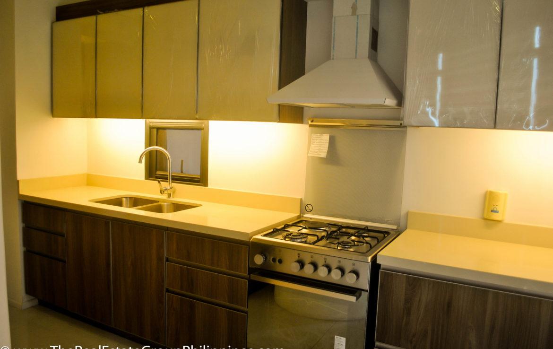 2BR Arya Residences For Rent Kitchen