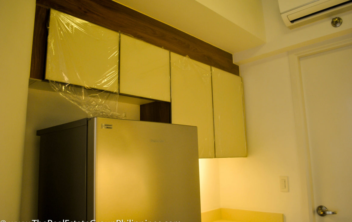 2BR Arya Residences For Rent Kitchen Cabinets2