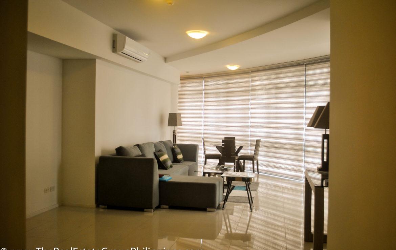 2BR Arya Residences For Rent Living & Dining3