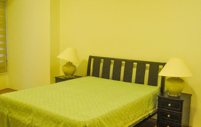 2BR Arya Residences For Rent Master Bed