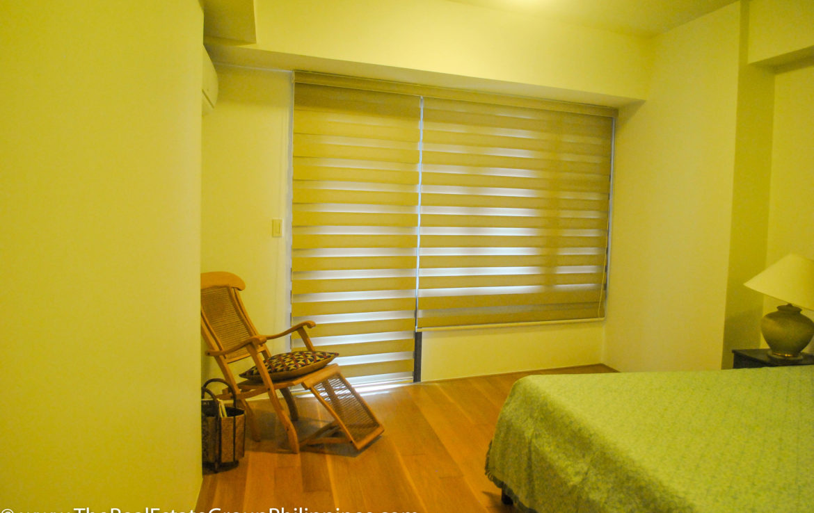 2BR Arya Residences For Rent Master Bedroom Rocking Chair