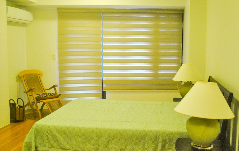 2BR Arya Residences For Rent Master Bedroom Side