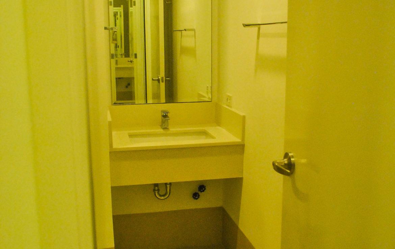 2BR Arya Residences For Rent Master Bedroom Sink