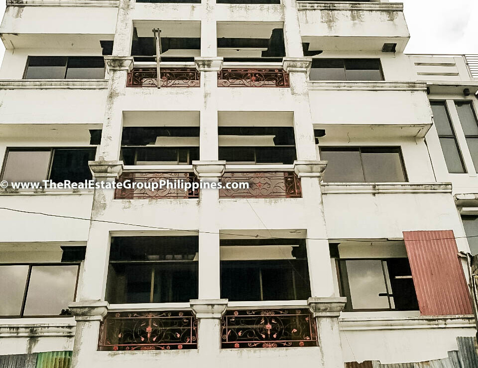 1,260 Sqm, 5-Storey Residential Building For Sale, Makati City Facade