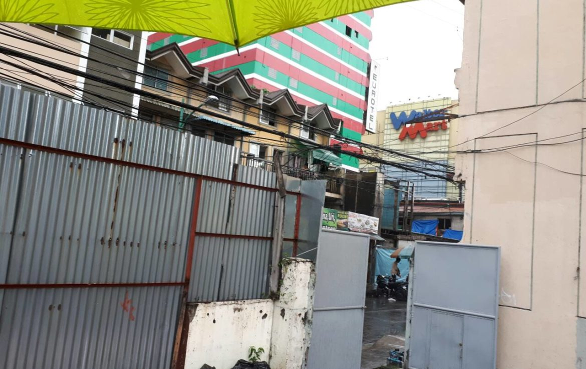 Vacant Lot For Sale Santillan Street, Makati City View 2