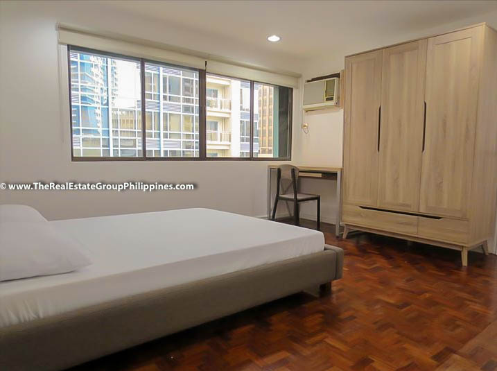 3BR Condo Heart Tower For Sale, Salcedo Village, Makati City bedroom