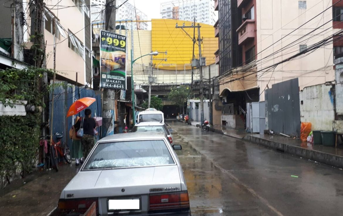 Vacant Lot For Sale Santillan Street, Makati City View 3