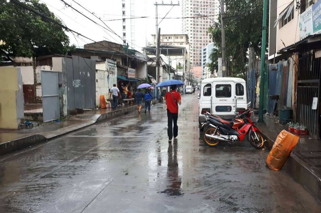 Vacant Lot For Sale Santillan Street, Makati City View 4