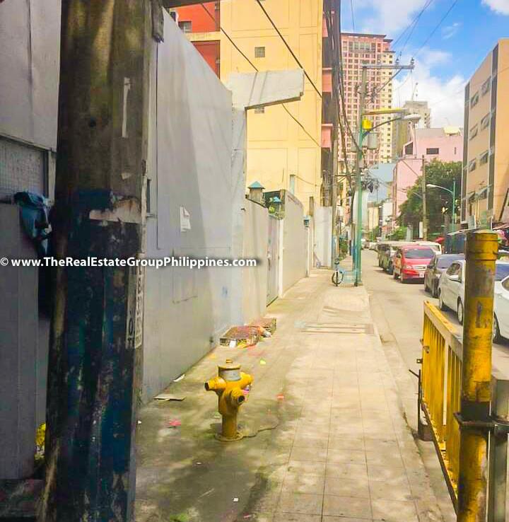 892 Sqm, Vacant Lot For Sale, Arnaiz Avenue Cor Santillan Street, Makati City Out