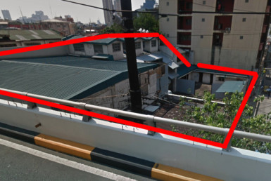892 Sqm, Vacant Lot For Sale, Arnaiz Avenue Cor Santillan Street, Makati City Skyway