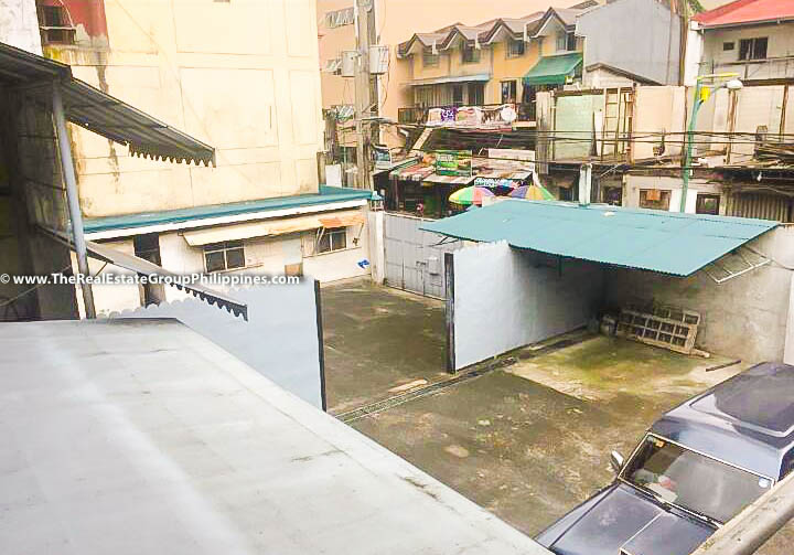 892 Sqm, Vacant Lot For Sale, Arnaiz Avenue Cor Santillan Street, Makati City Upper View