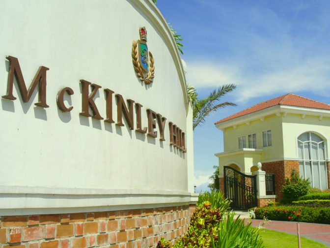 McKinley Hill Village For Sale