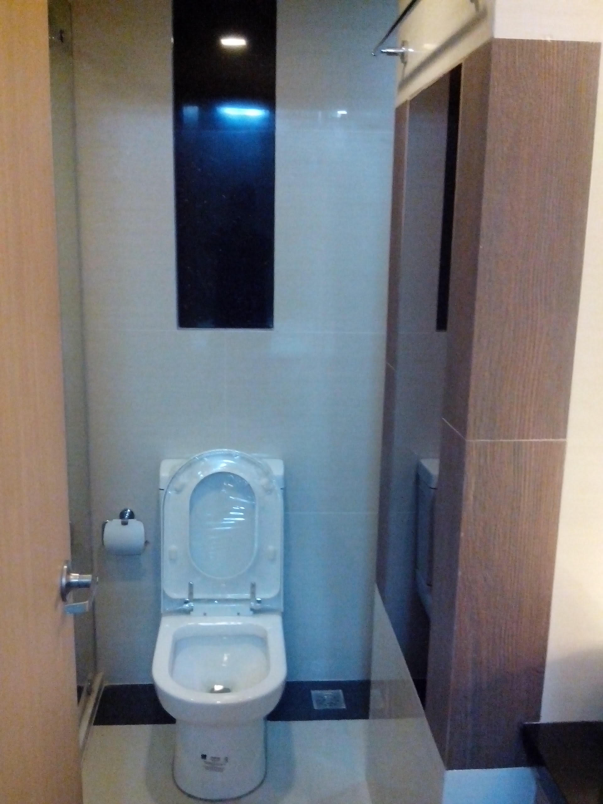 2BR Condo For Sale Phoenix Heights Toilet