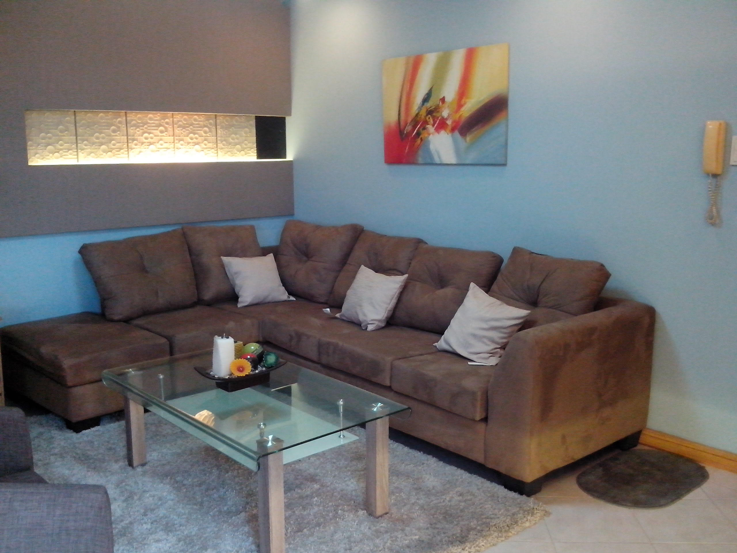 2BR Condo For Sale Phoenix Heights Couch