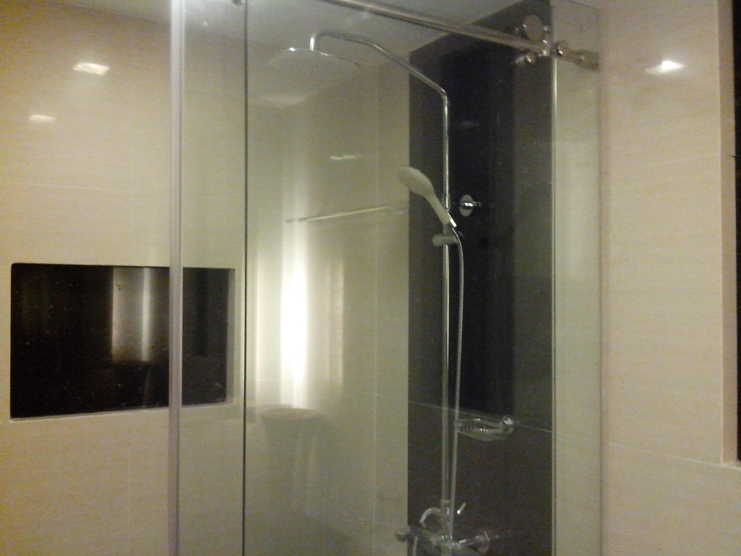 2BR Condo For Sale Phoenix Heights Shower