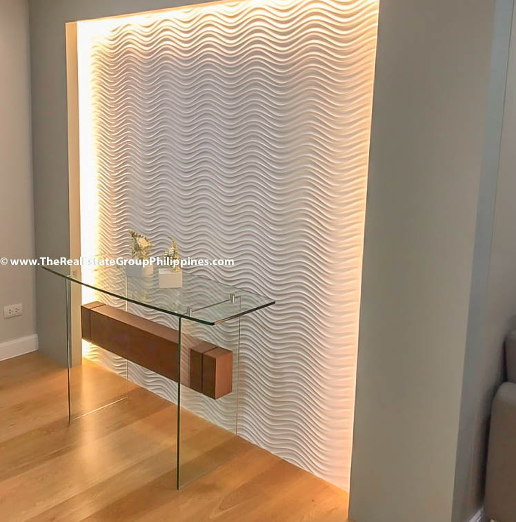 For Rent Park Terraces Point Tower 2BR wall