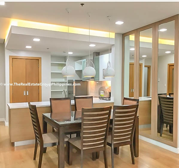 For Rent Park Terraces Point Tower 2BR table