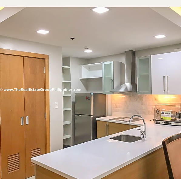 For Rent Park Terraces Point Tower 2BR kitchen