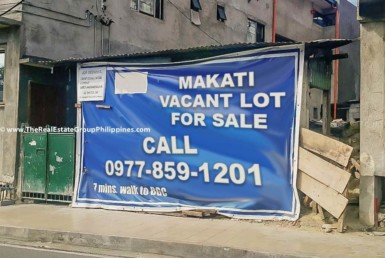 Kalayaan Makati Lot For Sale