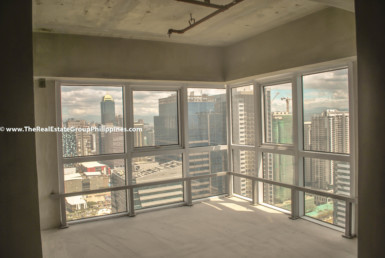 Fort Victoria BGC Condo For Sale 2BR angle