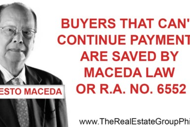 Maceda Law