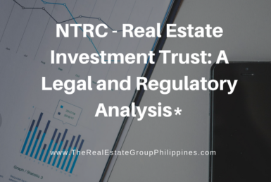 NTRC - Real Estate Investment Trust_ A Legal and Regulatory Analysis_