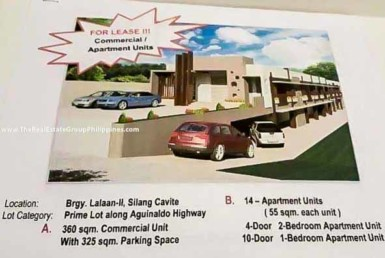 For Sale Cavite Apartment Project-2