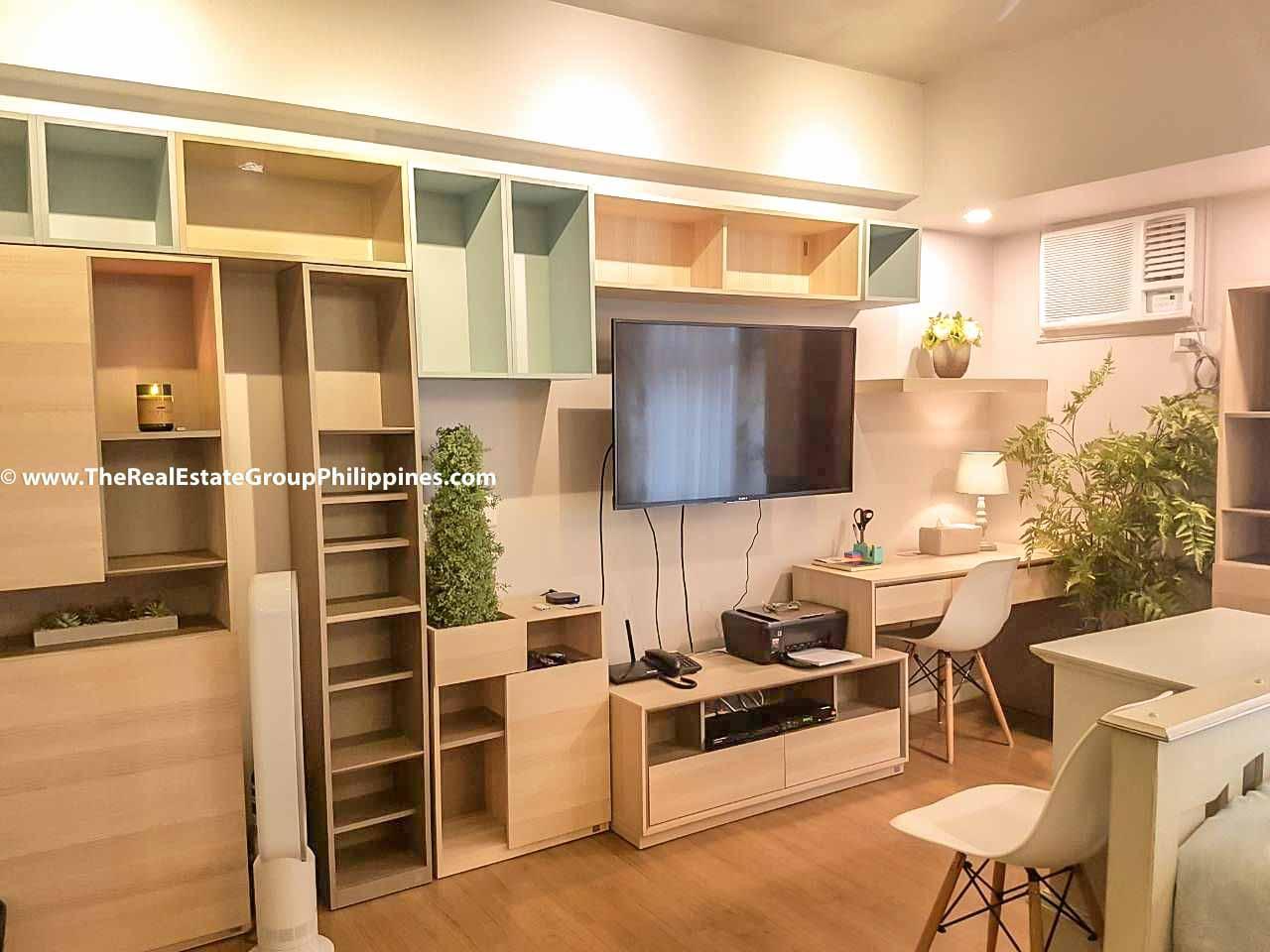 Studio at Meranti Two Serendra 2320 -4