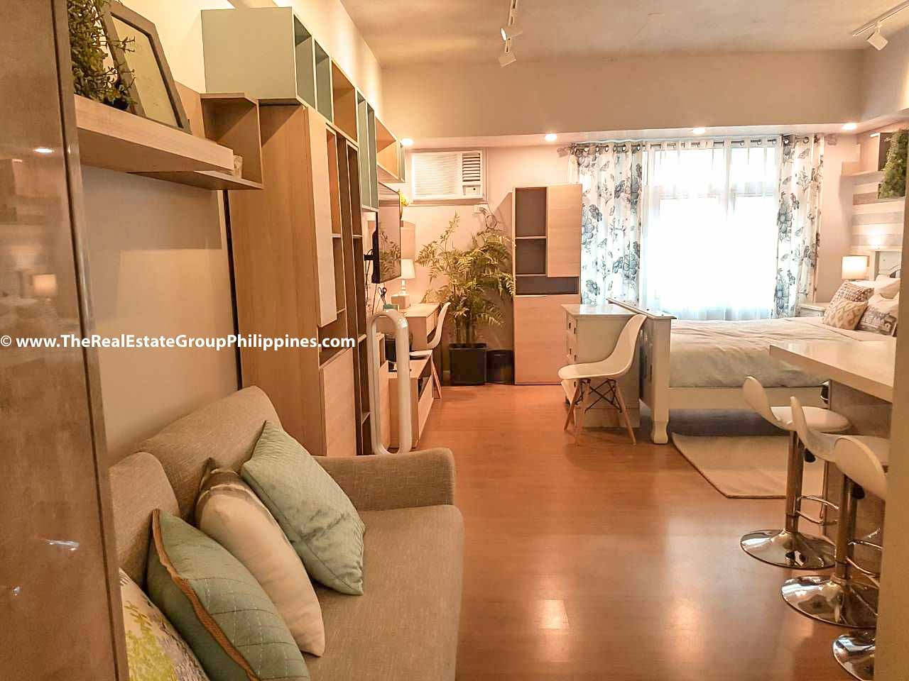 Studio at Meranti Two Serendra 2320 -5