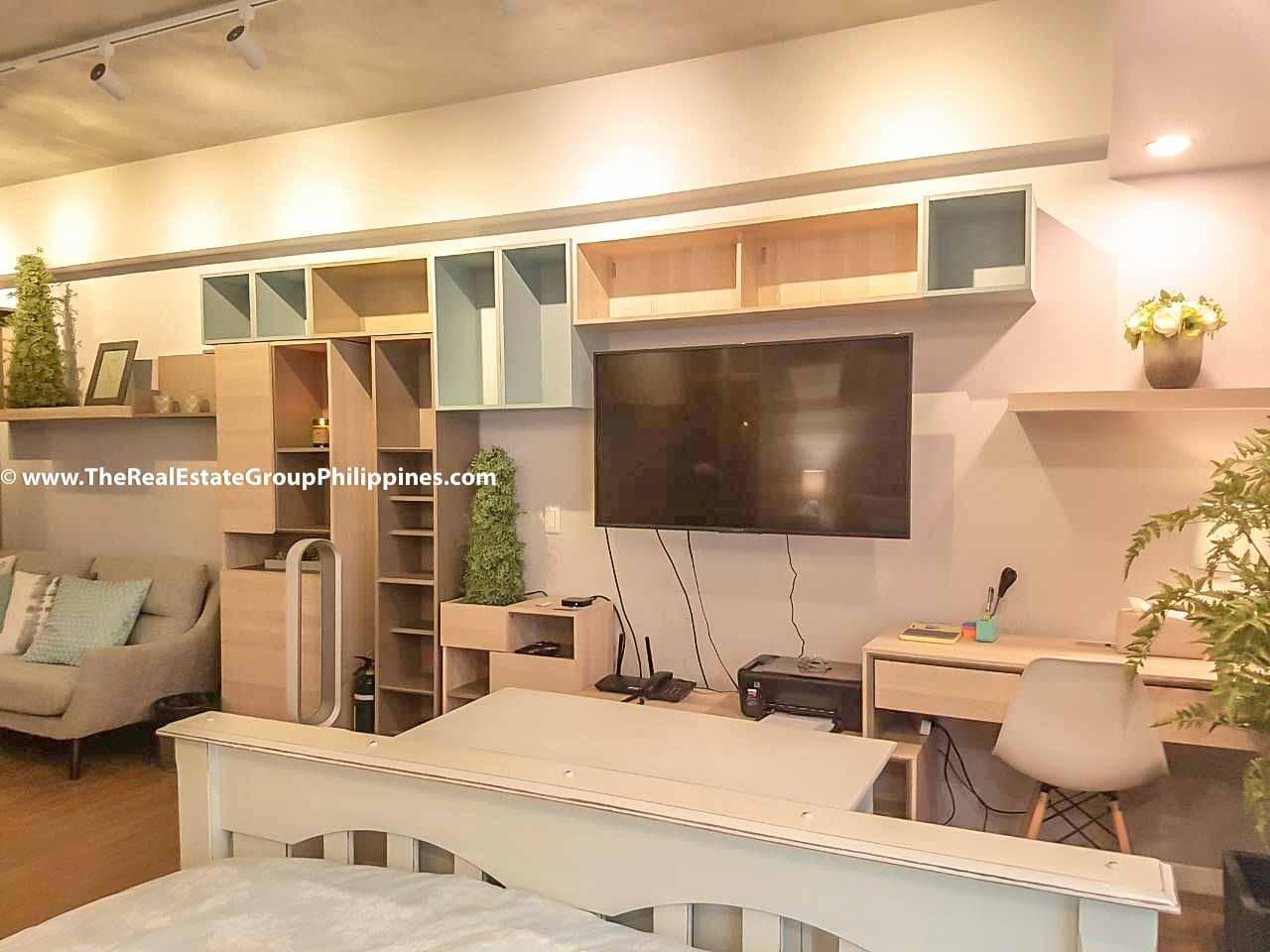 Studio at Meranti Two Serendra 2320 -7