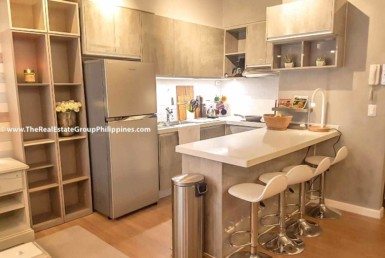 Studio at Meranti Two Serendra 2320 -8