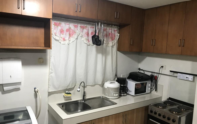 2BR Sorrento Oasis Pasig Condo For Sale Kitchen