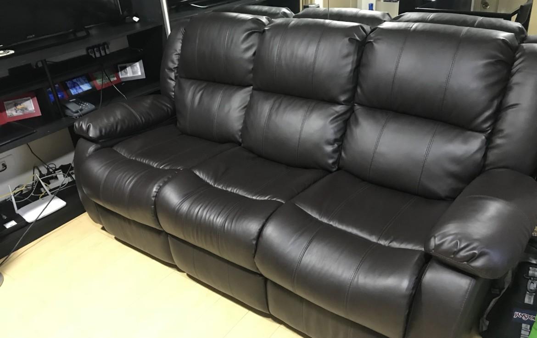 2BR Sorrento Oasis Pasig Condo For Sale Sofa