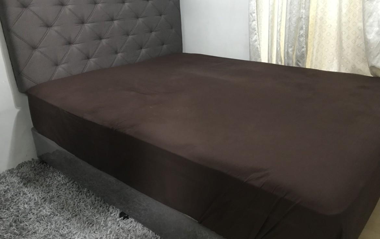 2BR Sorrento Oasis Pasig Condo For Sale Bed