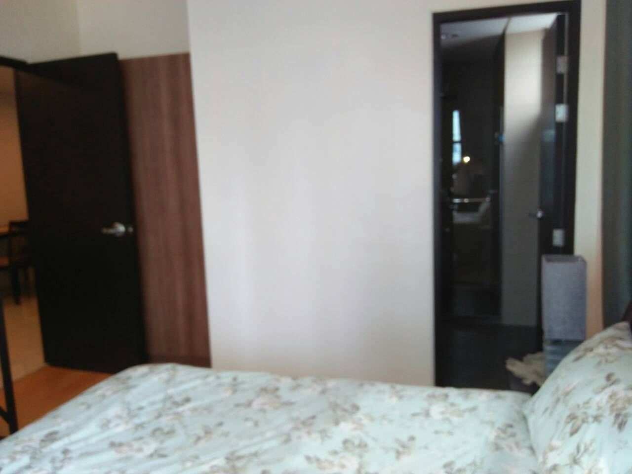 2BR Condo For Rent, Parkwest Bedroom View 3