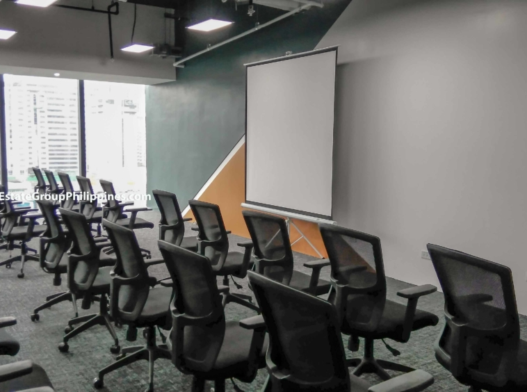 High Street South BGC Office Space For Lease-1