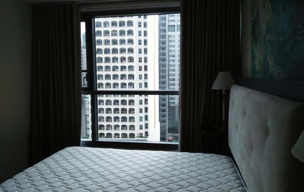 2 Bedrooms Condo, Shang Salcedo Place Bedroom View 1