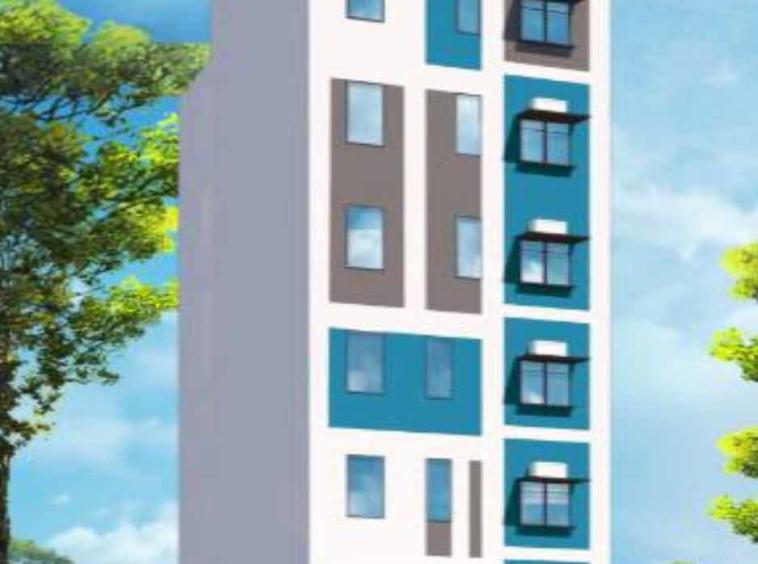 Kalayaan 2 Makati Dormitory Building For Sale Facade