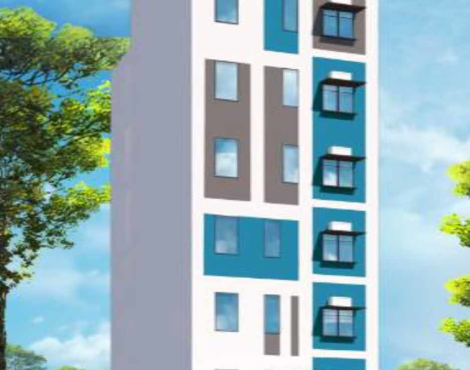 Kalayaan 2 Makati Dormitory Building For Sale Facade