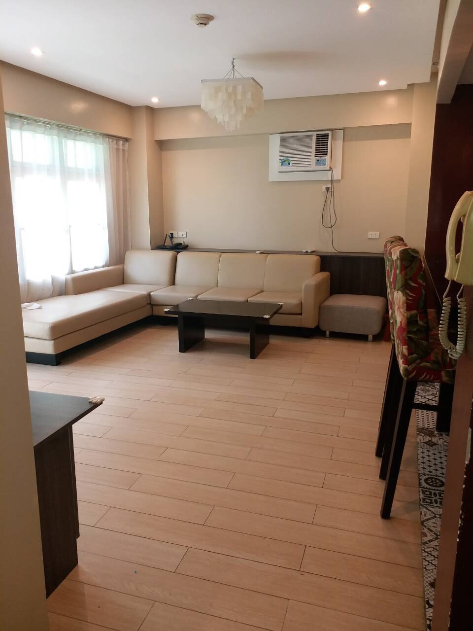 For Rent, Almond, Two Serendra, BGC, Taguig City Living Area 2