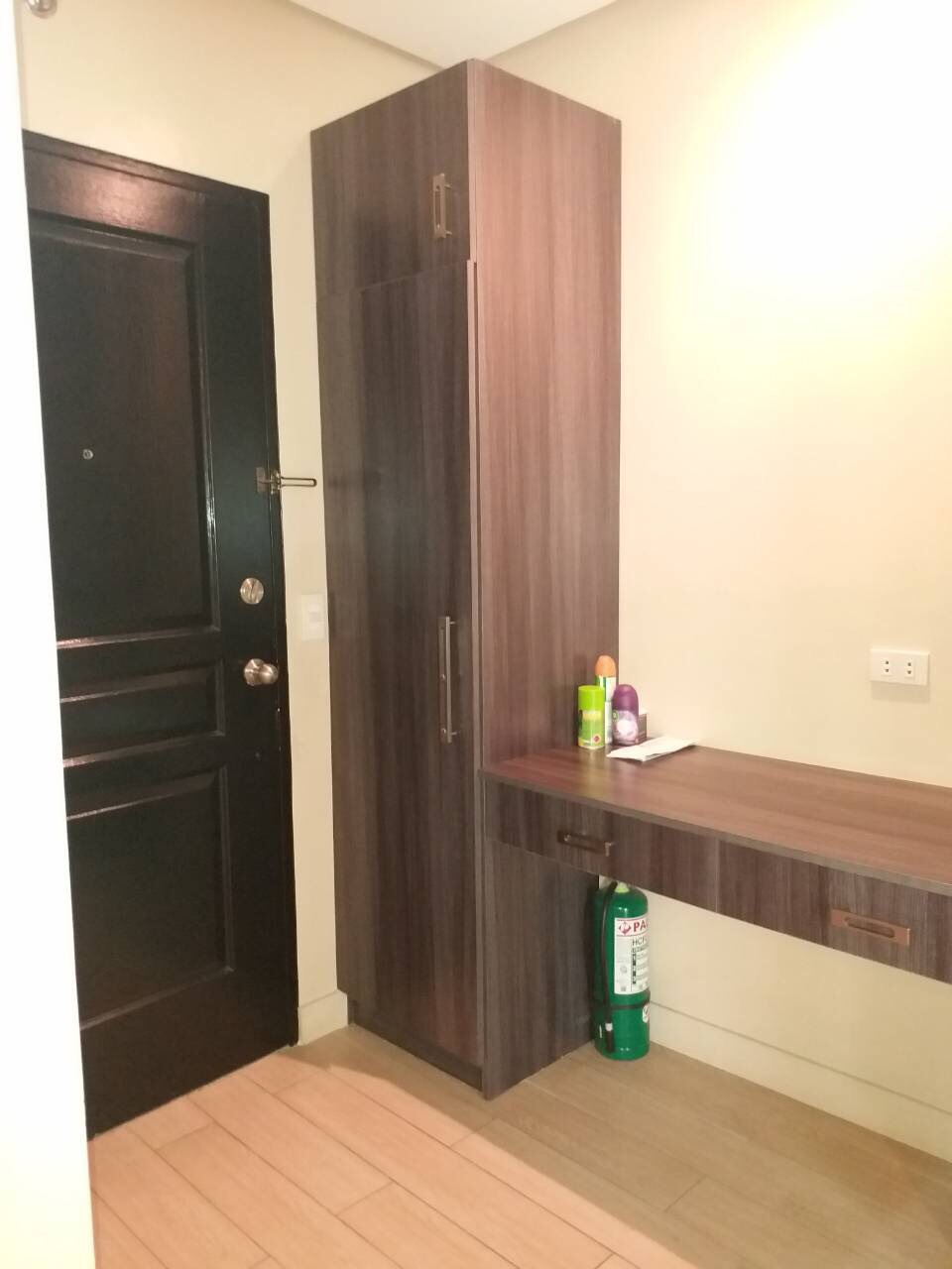 For Rent, Almond, Two Serendra, BGC, Taguig City Door